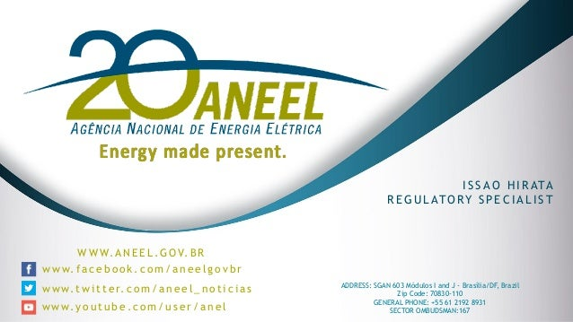 Enforcement Reforms At Aneel The Implementation Of Oecd S