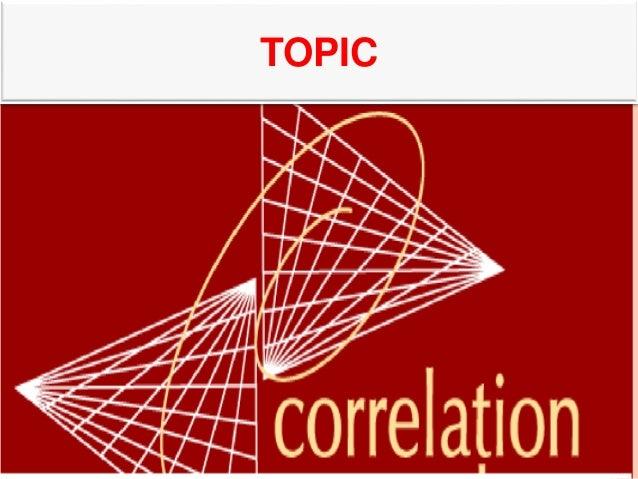 Correlation Slide 2