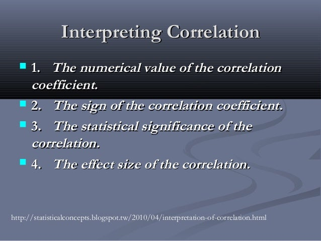 correlation in research In this section we will first discuss correlation analysis, which is used to quantify the association between two continuous variables (eg, between an independent and a dependent variable or between two independent variables) regression analysis is a related technique to assess the relationship .
