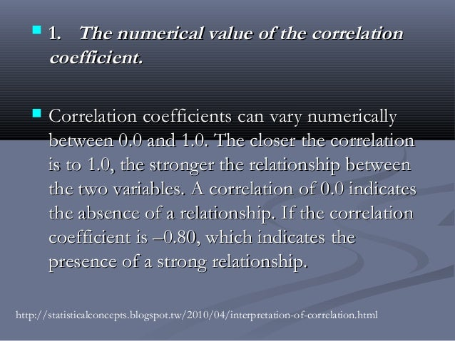correlational research guidelines Introduction to sociology/sociological methods  there are no definitive guidelines for the production of new  correlation is not causation.