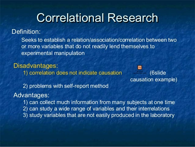 Correlational vs Experimental Research - differencebetween.com