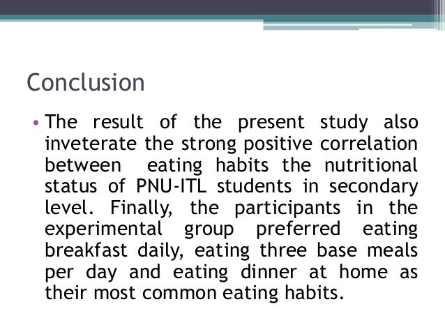 """study habits conclusion The instrument was """"study skills assessment questionnaire"""" taken from  counseling  conclusion: teaching of study skills to university students can play  an."""
