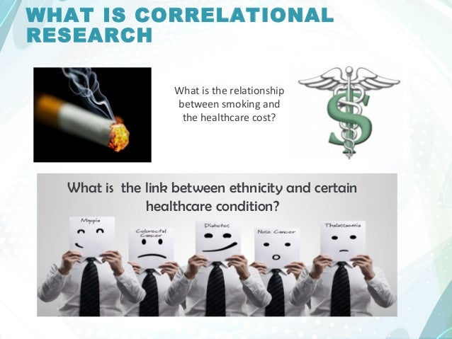 correlation research Correlations only describe the relationship, they do not prove cause and effect correlation is a necessary, but not a sufficient condition for determining causality.