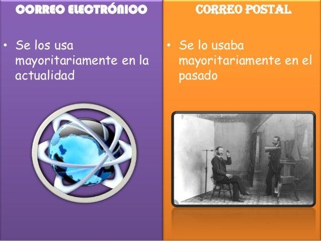 Correo electr nico y correo postal for Correo la 14