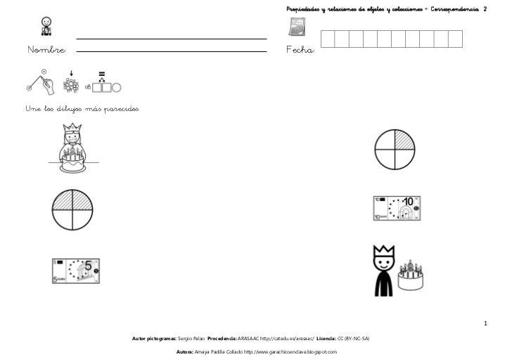 Propiedades y relaciones de objetos y colecciones – Correspondencia 2Nombre:                                              ...