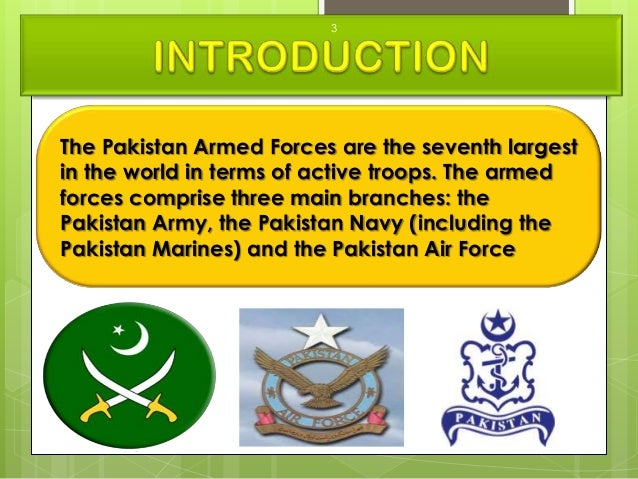 Corresponding ranks of different armed forces of pakistan