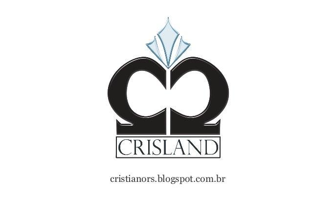 Texto Introdução                   cristianors.blogspot.com.br