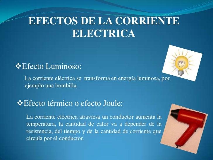 Corriente electrica Slide 2