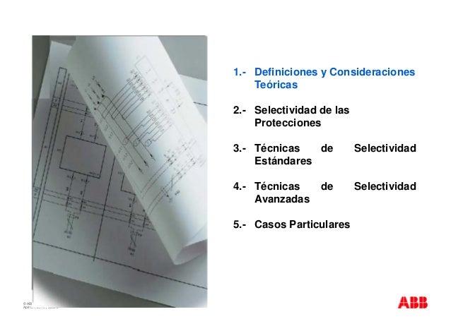 Corrientes de cortocircuito y selectividad en redes de baja tensión   abb Slide 2