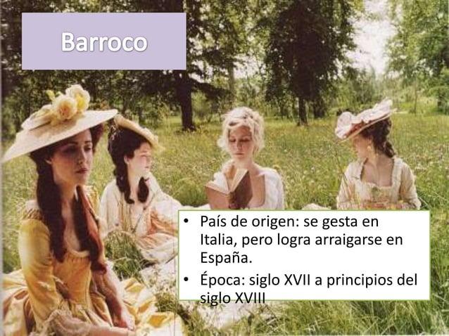 Representantes:• Luis de Góngora y  Argote,• Francisco Acevedo.• John Milton.• Sor Juana Inés de la Cruz.Obras representat...