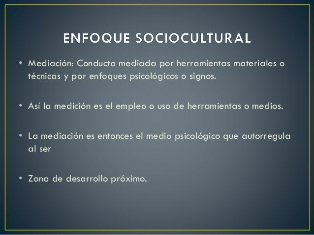 Corrientes psicopedagógicas
