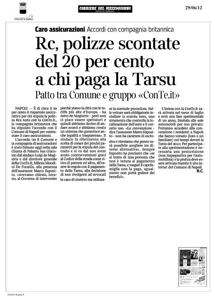 Corriere mezzogiorno