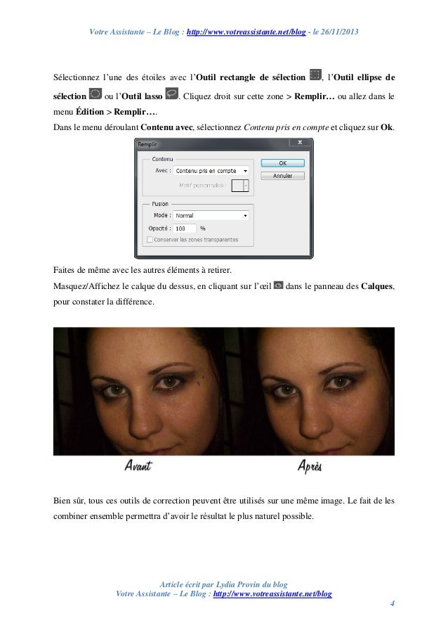 Votre Assistante – Le Blog : http://www.votreassistante.net/blog - le 26/11/2013  Sélectionnez l'une des étoiles avec l'Ou...