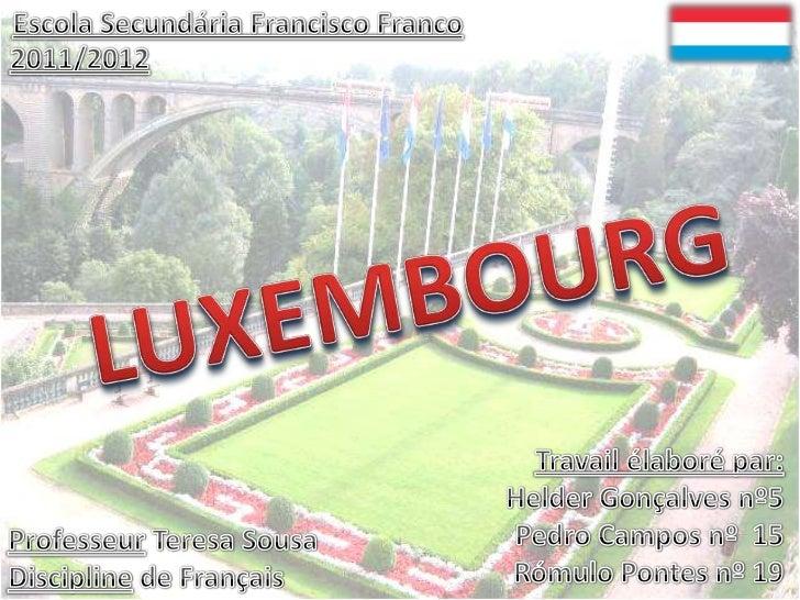 Le drapeau du Luxembourg est constitué de trois bandeségales rouge, blanche et bleu ciel disposées horizontalement. Il est...
