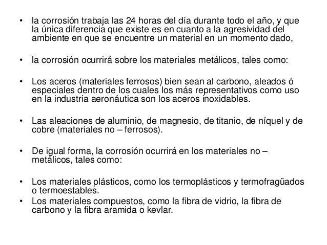 TIPOS DE CORROSION EN AVIACION  Slide 3