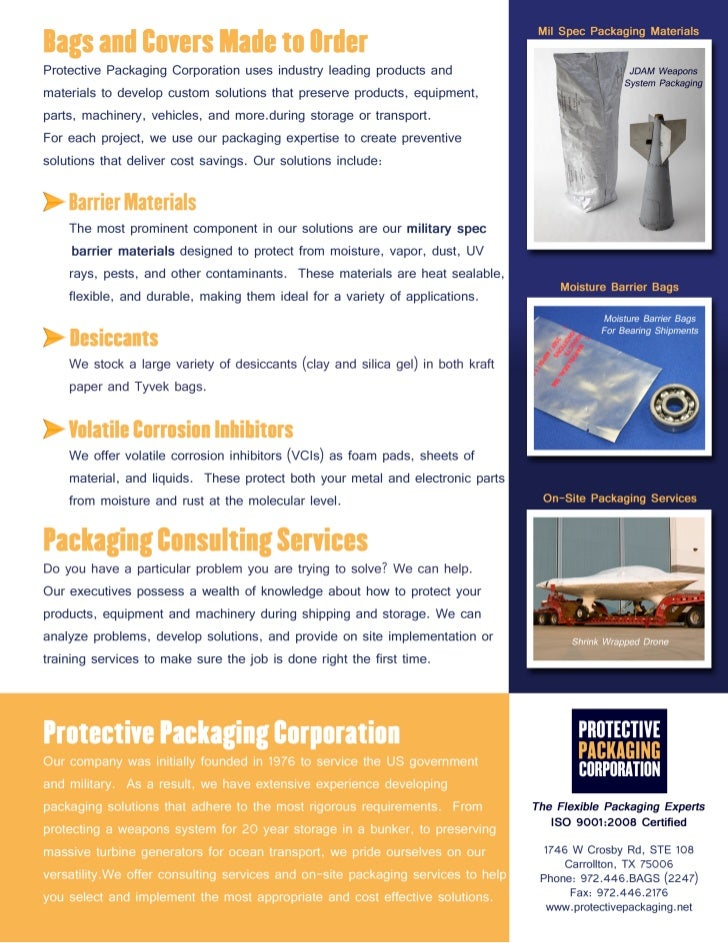 Corrosion Prevention Products