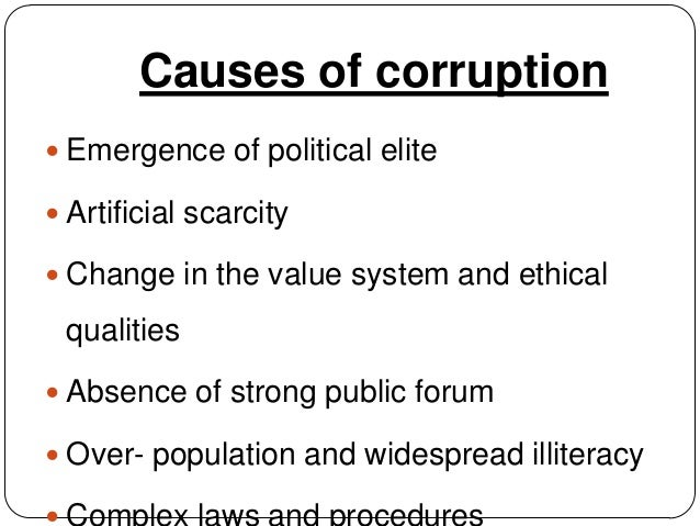 My vision of corrupton free india