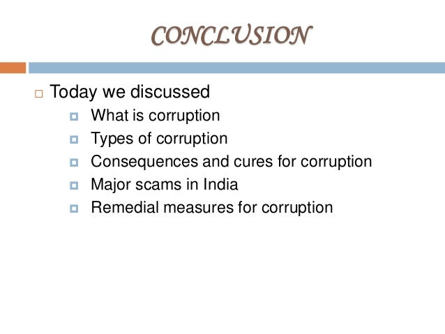 corruption causes consequences and cures Abstract corruption is attracting a lot of attention around the world the paper surveys and discusses issues related to the causes, consequences, and scope of corruption and possible corrective actions.