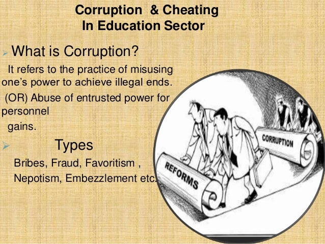 effects of corruption in india essay
