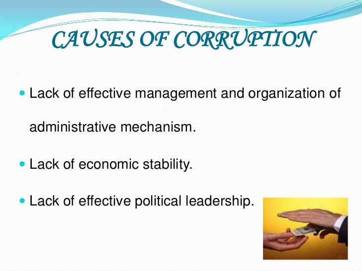 The Effects of Corruption on Business