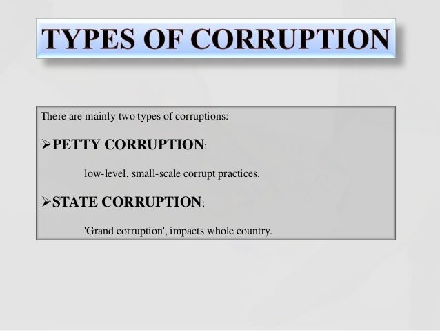 an analysis of the government corruption and stability problems in india Roads to nowhere: how corruption in public with low government revenue the analysis indicates that this on the problem of corruption and not.