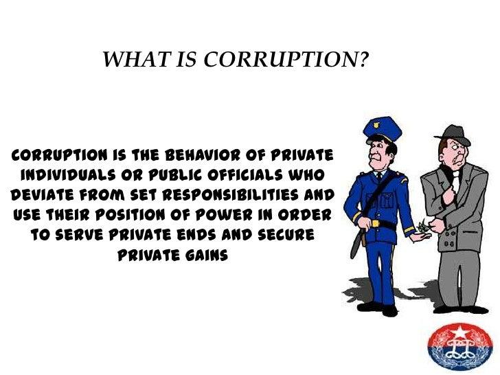 Résultat d'images pour  corruption policière