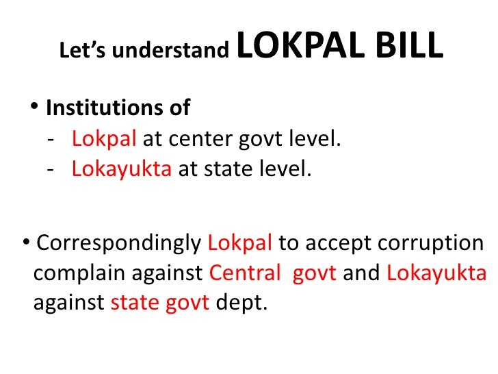 will lokpal bill remove corruption Anna hazara is fighting for lokpal bill but question remains who will see if lokpal himself involve in corruption.