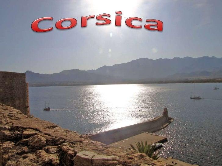 Corsica <br />