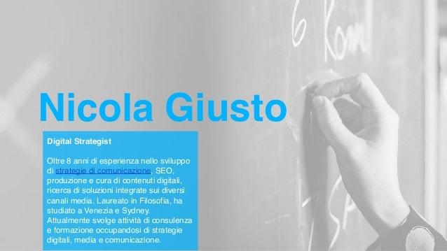 Enrico Rudello Graphic Designer Dopo la Laurea in Graphic Design conseguita allo IUAV di Venezia, ha lavorato come profess...