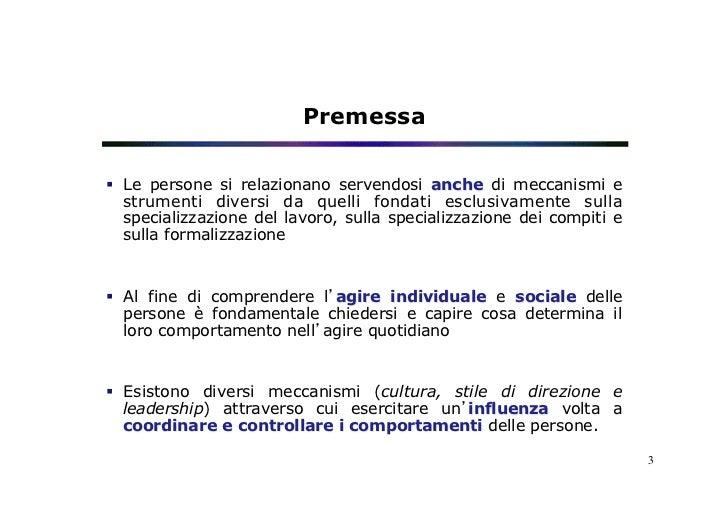 Premessa§ Le persone si relazionano servendosi anche di meccanismi e    strumenti diversi da quelli fondati esclusivamen...