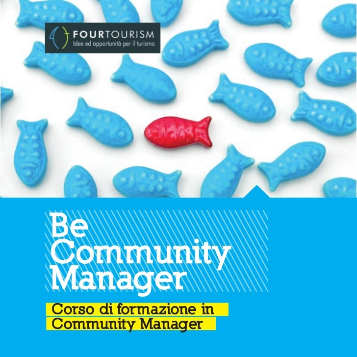 BeCommunityManagerCorso di formazione inCommunity Manager