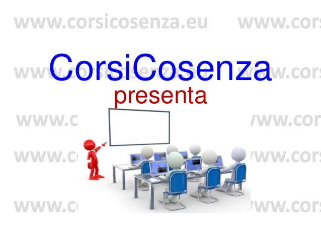 CorsiCosenza presenta
