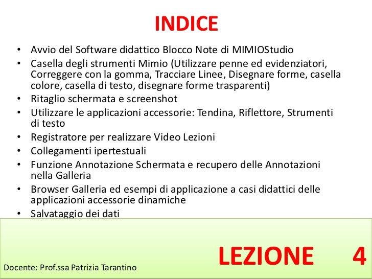 Corso lim   lez 4 Slide 3