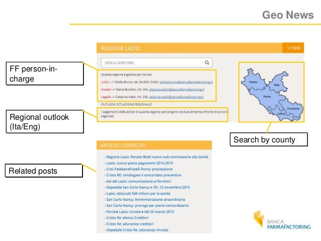 Geo News FF person-in- charge Regional outlook (Ita/Eng) Search by county Related posts