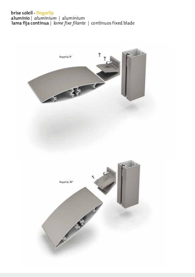 cat logo brise soleil cortasoles continuos fingerlip. Black Bedroom Furniture Sets. Home Design Ideas