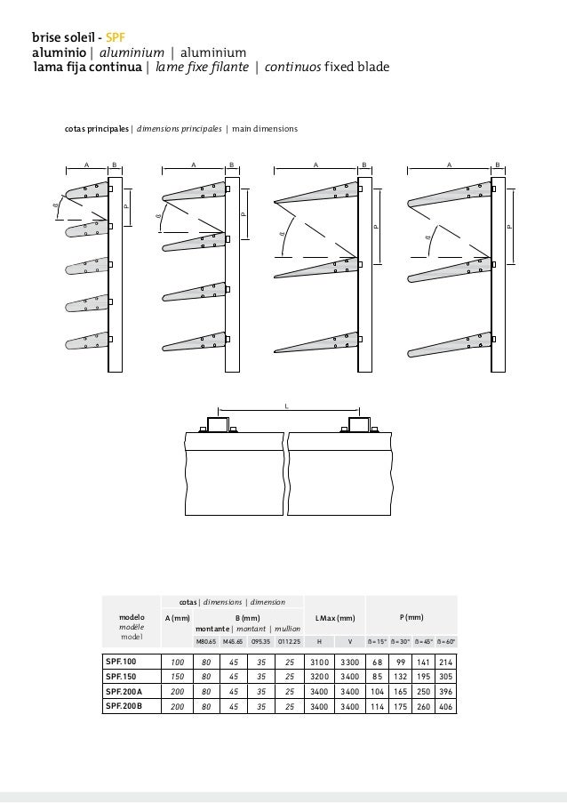 catalogue de brise soleil et brise vues tamiluz spf lames fixes filan. Black Bedroom Furniture Sets. Home Design Ideas