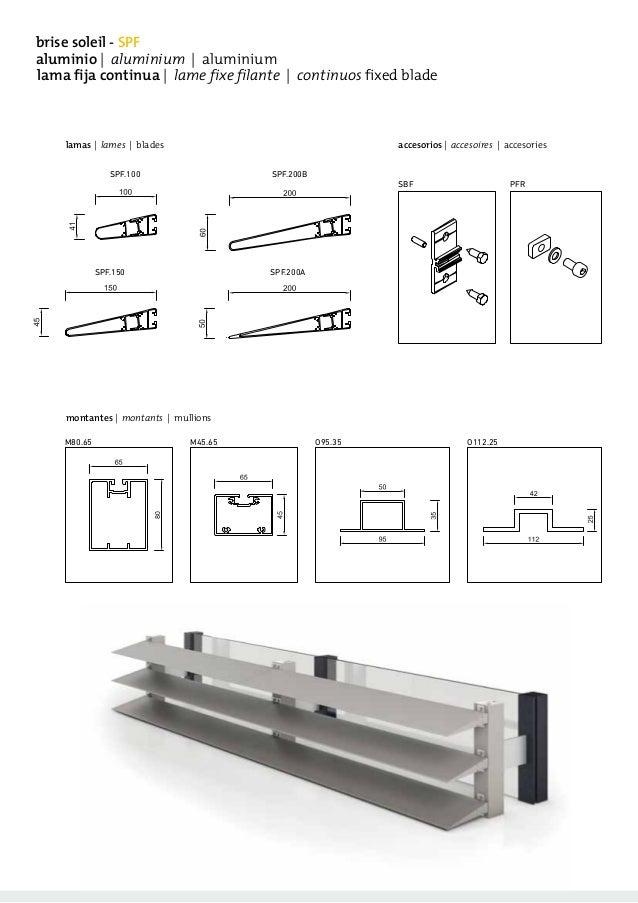 cat logo de cortasoles y brise soleil continuos spf de. Black Bedroom Furniture Sets. Home Design Ideas