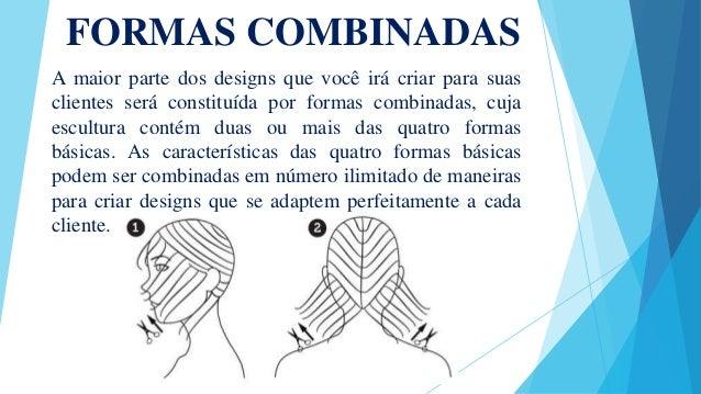 FORMAS COMBINADAS A maior parte dos designs que você irá criar para suas clientes será constituída por formas combinadas, ...