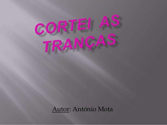 Autor: António Mota
