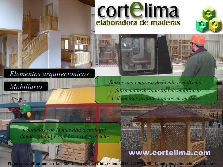 www.cortelima.com Contamos con la mas alta tecnologia  dando calidad y rapidez a sus proyectos Somos una empresa dedicada ...
