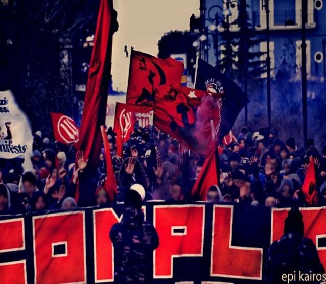 Corteo Antifascista 09ii2013  teramo
