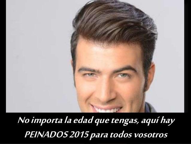 Cortes de pelo hombre peinados 2015 - Peinados para hombres 2015 ...