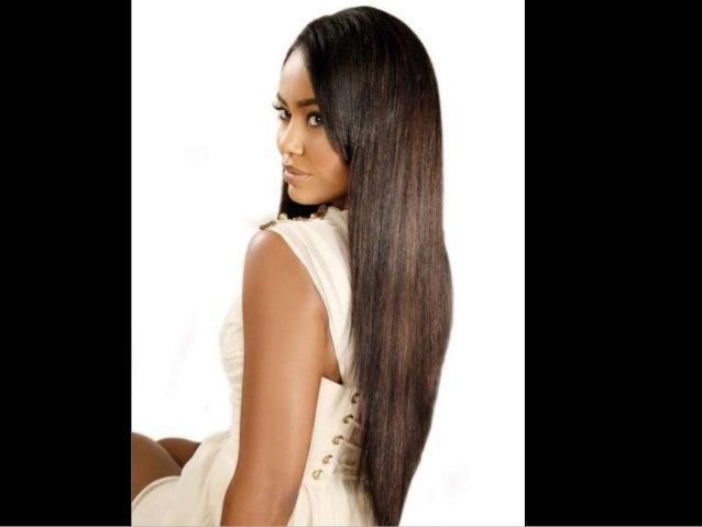 pelo largo mujer mamada
