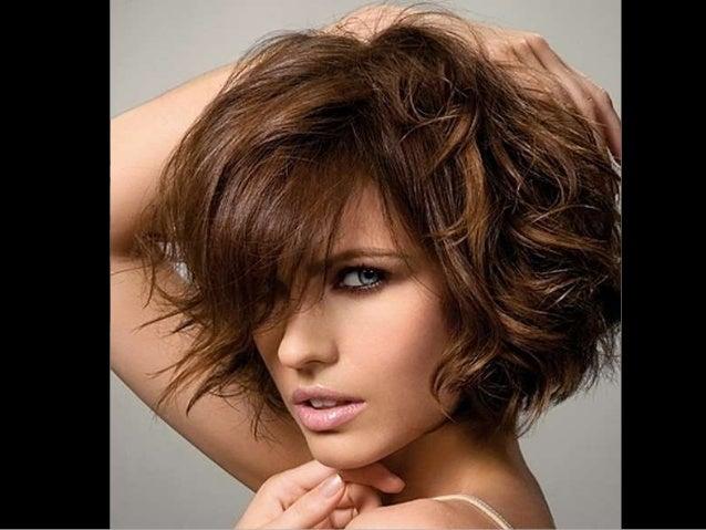 peinados modernos media melena