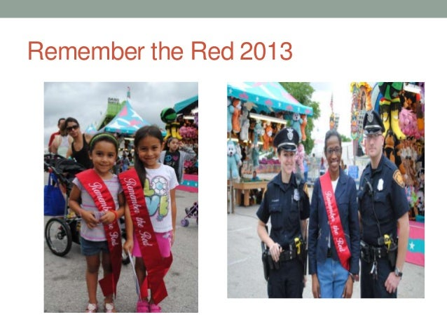 Remember the Red 2013