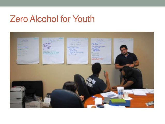 Zero Alcohol for Youth