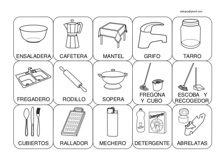 Cosas de la casa for Cosas de hogar