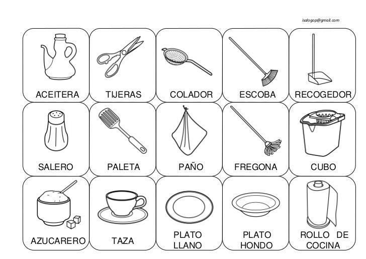 Cosas de la casa - Cosas para cocina ...