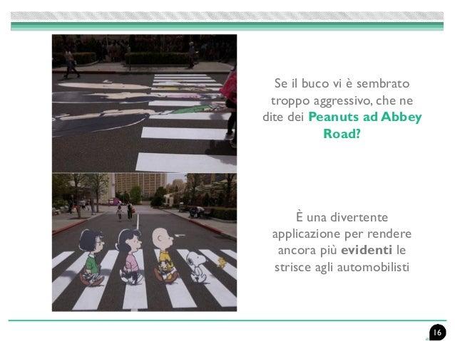 Se il buco vi è sembrato troppo aggressivo, che ne dite dei Peanuts ad Abbey Road? È una divertente applicazione per rende...