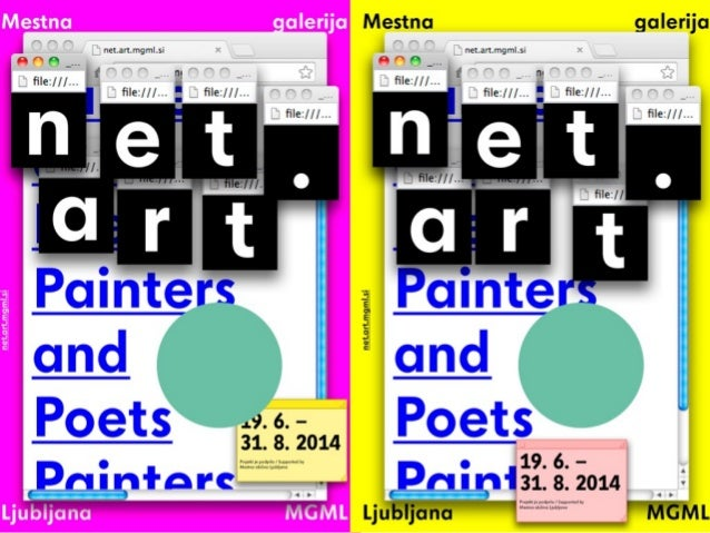 Documenta done + Net.art painters and poets